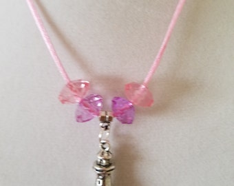 10 Rapunzel's Tower Necklaces