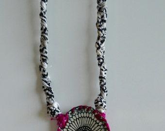 Washi Necklace