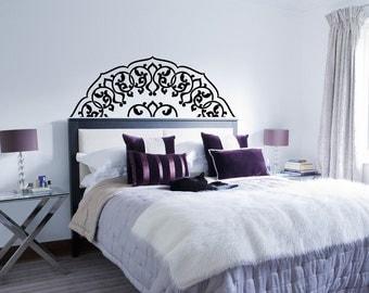 Bedroom Wall Decal | Etsy Design Ideas