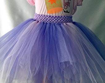 Rapunzel Inspired Tutu & T-Shirt