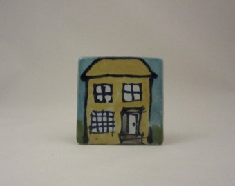 Ceramic House Tile