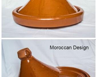 tajine-terracotta pot Moroccan cous cous tagine diameter 27 cm