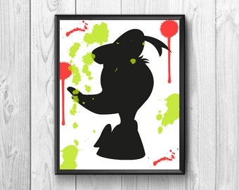 Donald print Donald Duck Duck, Donald Duck post, Donald Duck Children