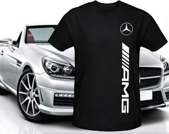 Mercedes Benz AMG T Shirts
