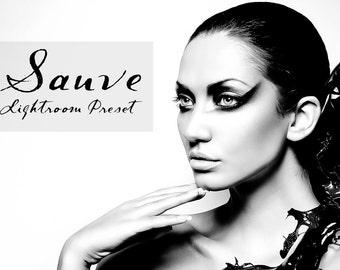 Sauve Softening B&W Lightroom Preset Professional Photo Editing for Portraits, Newborns, Weddings By LouMarksPhoto
