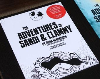 The Adventures of Sandi and Clammy Workbook