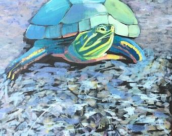 Defiant Turtle