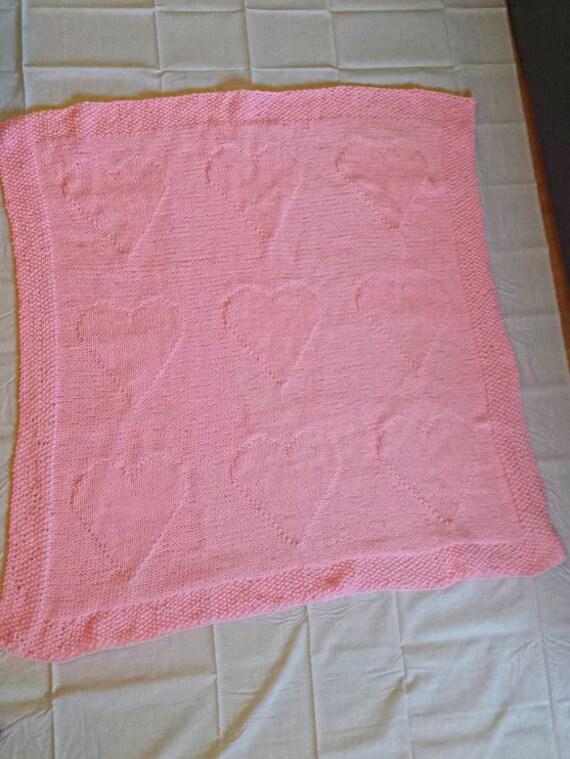 Knitting Pattern For Bassinet Blanket : Lightweight Baby Blanket Pattern, Baby Blanket Knitting ...