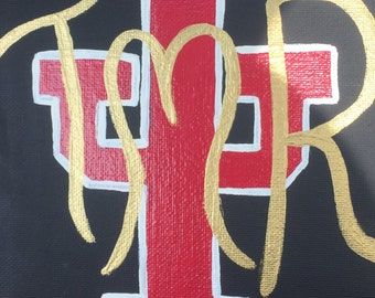 College Logo Monogram