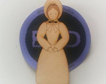 Jane Eyre Badges