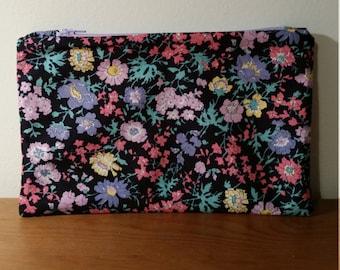 Necktie zipper purse