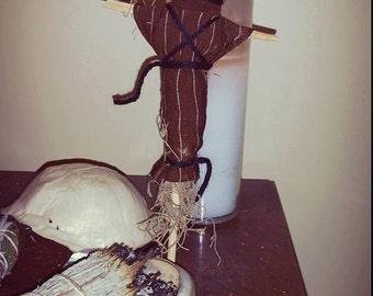 Handcrafted Blessed Voodoo Doll