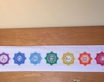 7 Chakra mini Tapestry