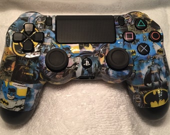 Batman ps4 controller