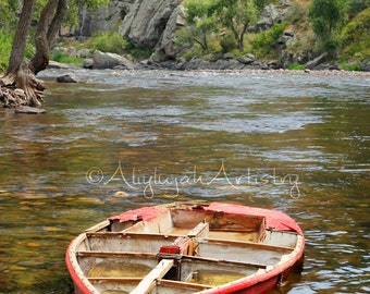 PRINT ENLARGEMENT- wild and scenic river