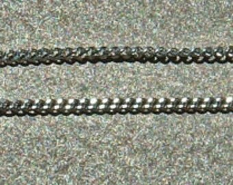 Elegant Silver Pendant Necklace Citrine Solitaire