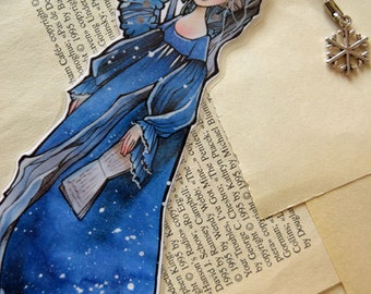 Bookmarks  -  Laminated - Charm - Paper Goods - Handmade - Paper Craft - The North Star