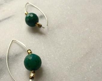 Forest Pond Earrings