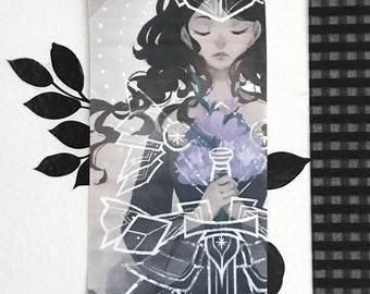 Knight [Mini Wall Scroll]