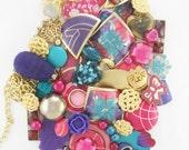 DIY Crafting Kit - Jewelry Destash - Hello Kitties!