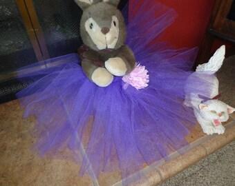 Fluffy Purple Tutu