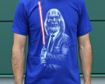 Dark side walker men's graphic tee, Game of thrones t-shirt , Star wars men shirt , White walker funny t shirt, gift for geeks, dad shirt