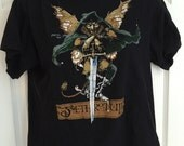 Vintage 1984 Jethro Tull t-shirt The Broadsword and the Beast
