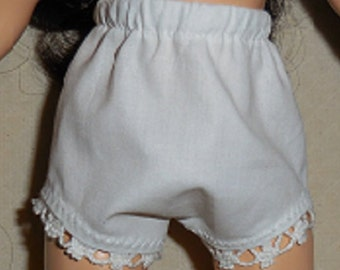 """Replacement Panties for P90 14"""" Ideal Toni Doll"""