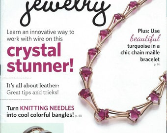 Step By Step Wire Jewelry Magazine April-May 2015 Issue