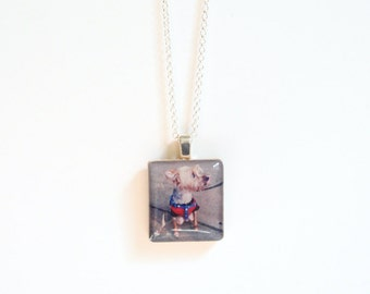 Pet Memorial Jewelry. Loss of Pet/Dog. In Memory of Cat. Sympathy Gift. Custom Remembrance Pendant. Pet Owner Gifts. Memorial Photo Necklace