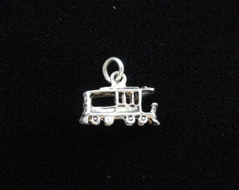 Cable Car Charm Etsy