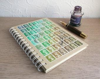 British Stamp Notebooks
