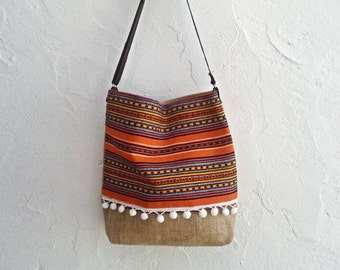 Boho Fabric Bags