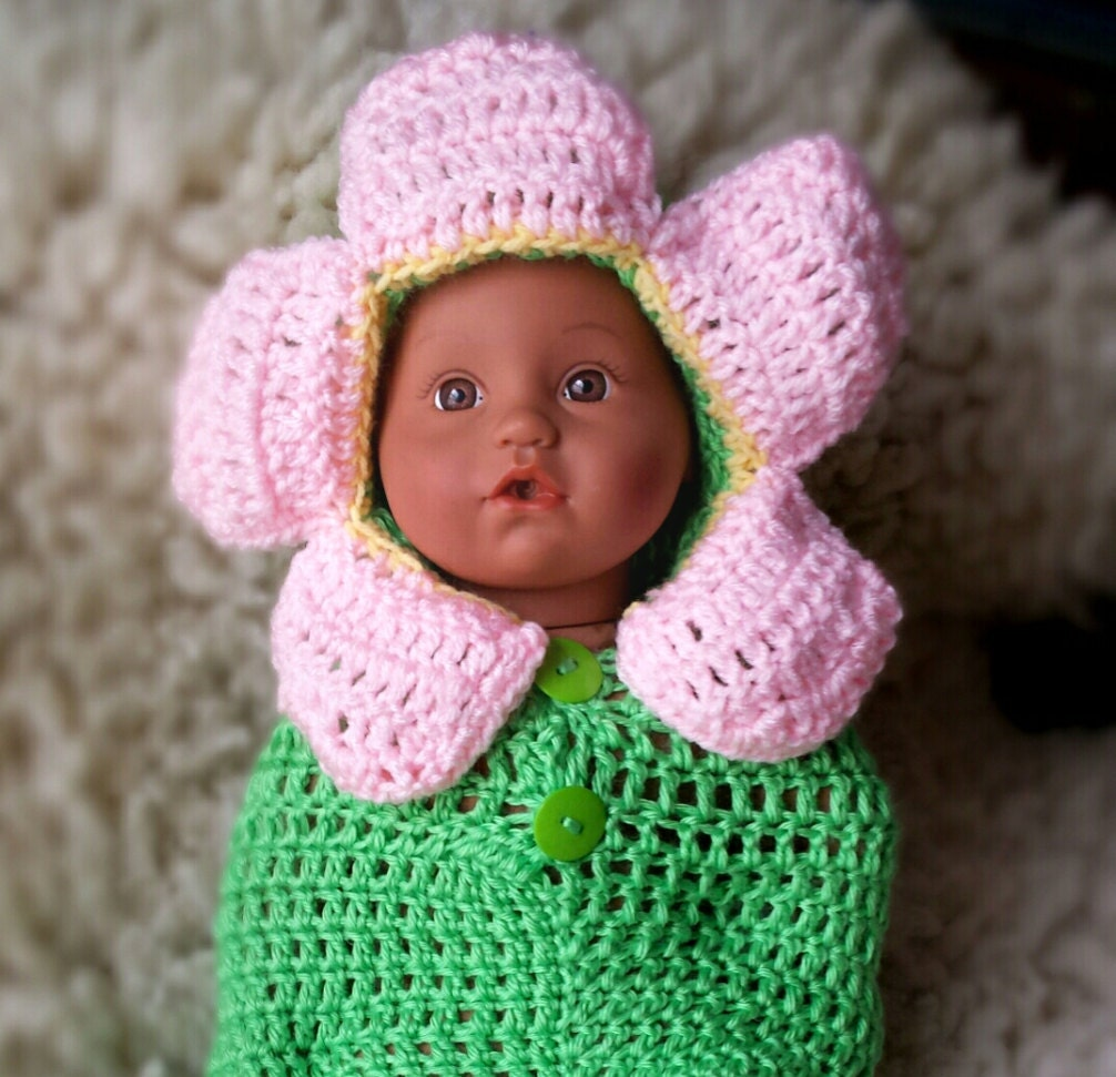 Enchanting Crochet Baby Football Cocoon Pattern Motif - Sewing ...