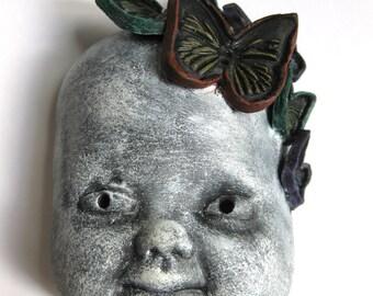 Butterflies Mini Mask