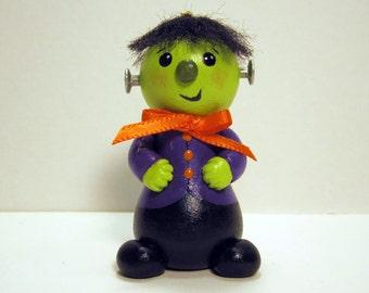 Halloween Frankie Stein Ornament