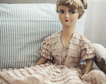 vintage dolls postcard sets