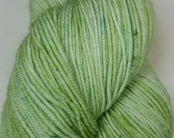 Arucana colorway!  Glad Rags 100% Superwash Merino, 100 grams, 438 yards, hand-dyed sockweight