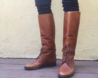 Ralph Lauren riding field boots 7.5