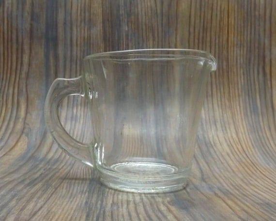 pyrex measuring cup collectible pyrex 508 u 30 d handle cup. Black Bedroom Furniture Sets. Home Design Ideas