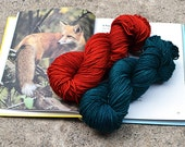 Yarn Club - hand dyed luxury sock or worsted - 12 month membership