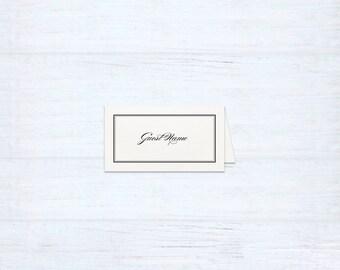 Place Cards – Classique