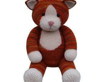 Cat - Knit a Teddy