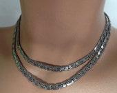 Coro Pegasus Southwestern Style Choker Necklace – 1950s