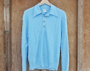 Vintage Drummond Sweater - Large