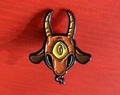 Acid Goat Pin