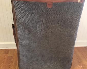Vintage Rolling Luggage – Etsy