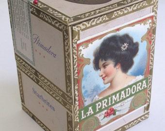 La Primadora Cigar Box
