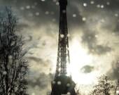 DYED to ORDER: Rainy Day Eiffel colorway. Sock yarn, lace yarn, weaving yarn.