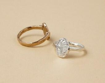 FOSIL ring